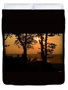 Bella Vista Sunset 2 Duvet Cover