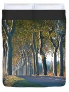 Beloved Plane Trees Duvet Cover