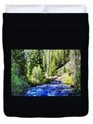 Belt Creek Duvet Cover