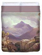 Ben Lomond Duvet Cover