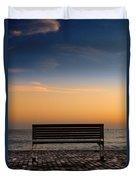Bench Duvet Cover