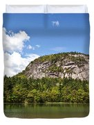 Beneath Cathedral Ledge Duvet Cover