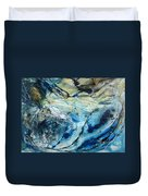 Beneath The Surface Duvet Cover