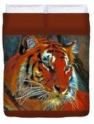 Bengal Duvet Cover