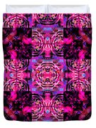 Bengal Tiger Abstract 20130205p0 Duvet Cover