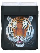 Bengal Tiger Duvet Cover