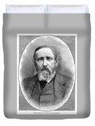 Benjamin Harrison (1833-1901) Duvet Cover
