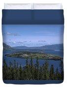 Bennet Lake Duvet Cover