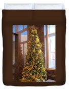 Benson Towers - Fleur De Lis Tree - New Orleans La Duvet Cover