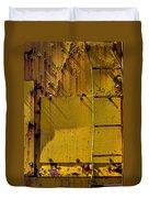 Bent Ladder Duvet Cover