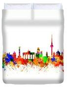 Berlin Brandenburg Gate - 2 Duvet Cover