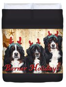 Berner Holiday Duvet Cover