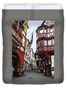 Bernkastel Germany Duvet Cover