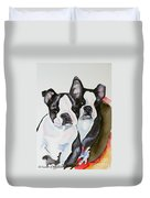 Best Buddies Duvet Cover