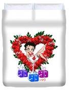 Betty Boop 4 Duvet Cover