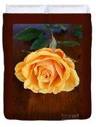 Betty's Rose Duvet Cover