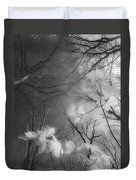 Between Black And White-02 Duvet Cover