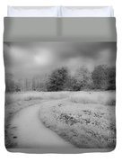 Between Black And White-25 Duvet Cover