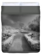 Between Black And White-26 Duvet Cover