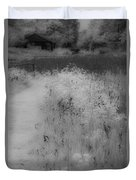 Between Black And White-28 Duvet Cover