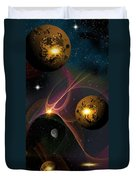 Betwixt 2 And 4 Duvet Cover