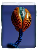 Beverly Hills Hymns Of Tulips Sculpture By Diana Sainz Duvet Cover