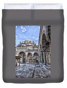 Beyazit Camii Mosque Duvet Cover
