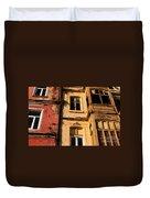 Beyoglu Old Houses 01 Duvet Cover