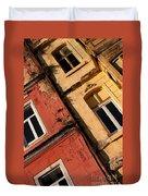 Beyoglu Old Houses 03 Duvet Cover