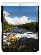 Beyond The Falls Duvet Cover