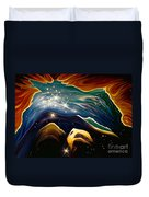 Beyond The Furthest Point Duvet Cover