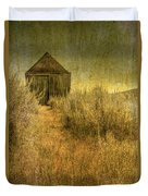 Beyond The Weeds Duvet Cover