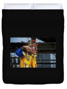 Bian Jiang Dancer Color Drawing Hp Duvet Cover