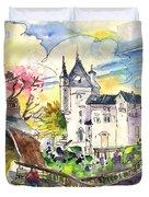Biarritz 01 Duvet Cover