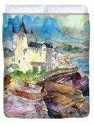 Biarritz 02 Duvet Cover