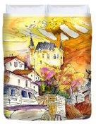 Biarritz 05 Duvet Cover