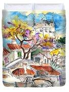 Biarritz 10 Duvet Cover