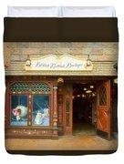 Bibbidi Bobbidi Boutique Fantasyland Disneyland Duvet Cover