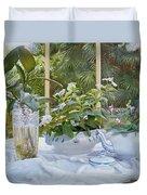 Bicchiere Verticale Duvet Cover
