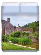 Bickleigh Castle - Devon Duvet Cover