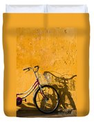Bicycle 07 Duvet Cover