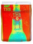 Biere Thb - Beer - Madagascar Duvet Cover