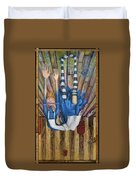 Big Alice Little Door Duvet Cover