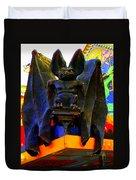 Big Bad Bat Duvet Cover