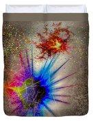 Big Bang Duvet Cover
