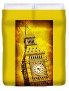 Big Ben 15 Duvet Cover