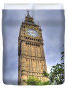 Big Ben - Elizabeth Tower Duvet Cover