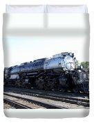 Big Boy - Union Pacific Railroad Duvet Cover