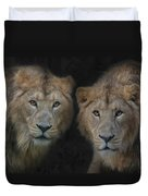 Big Brothers Duvet Cover