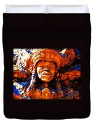Big Chief Tootie Duvet Cover